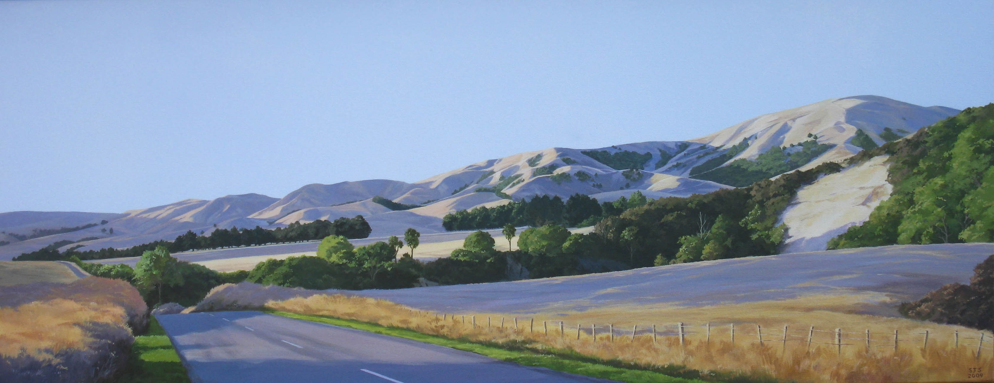 Summer Shadows, Wairarapa