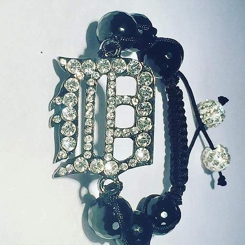 Detroit Bracelet w/black onyx