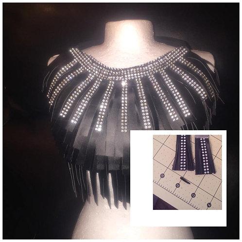 Fridge Collar Necklace Set