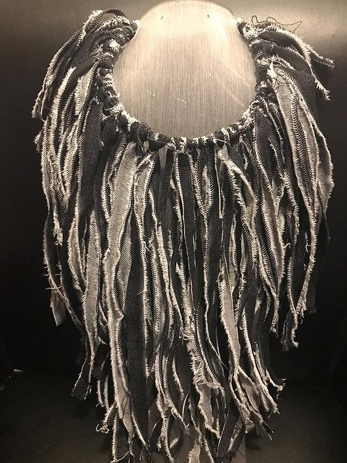Black Fridge Necklace