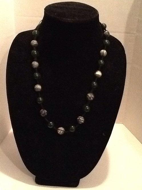 Shamballa Style necklace