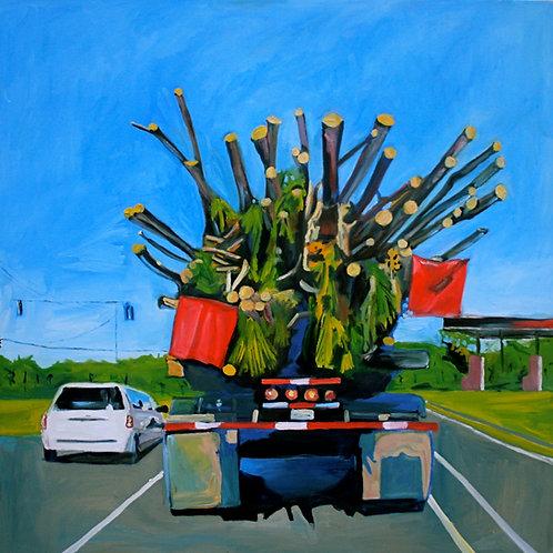 Log Truck #5