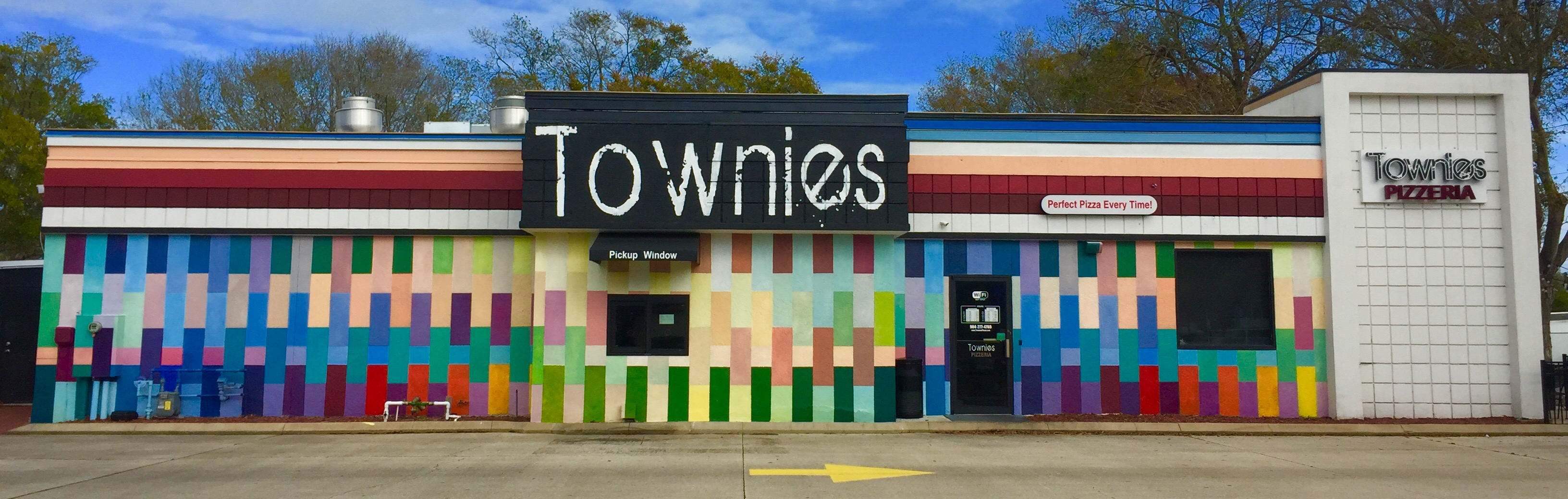 Townies Pizza