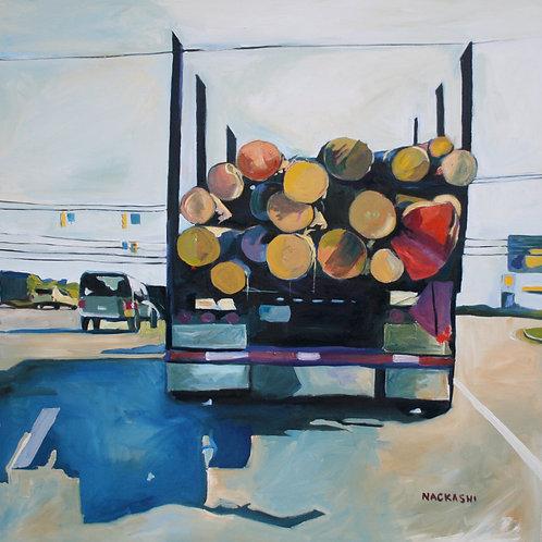Log Truck #6