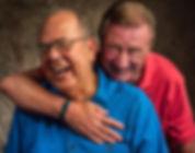 Joe Ladensack and Joe Reaves