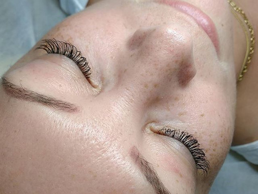 5 Different Eyelash Extension Styles