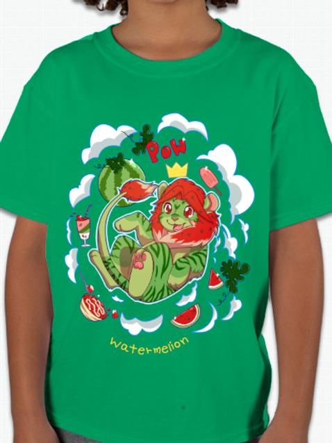 Watermelion Kids T-shirt