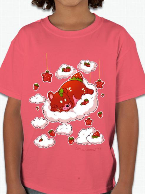 Strawbearry Kids T-shirt