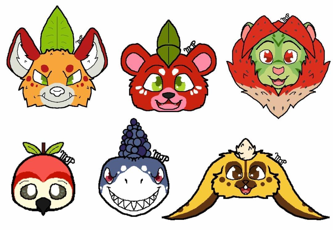 Fruitbuddies!