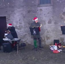 Lamberton Christmas Carol Car Sing Along
