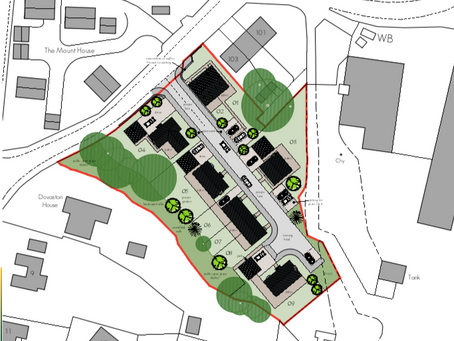 JACKFIELD - NEW DEVELOPMENT ALERT!