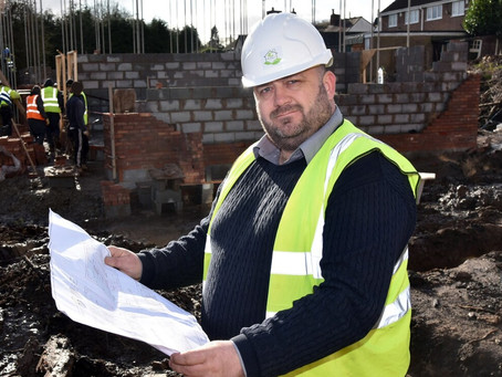 4C Homes feature in Shropshire Star...