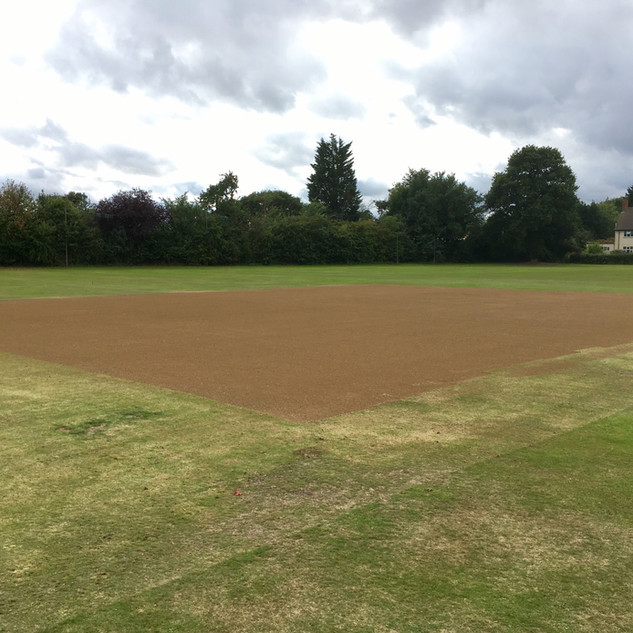 Shotley Pen CC - Koro Renovation