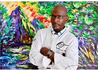 Internationally Accredited Celebrity Chef Orlando