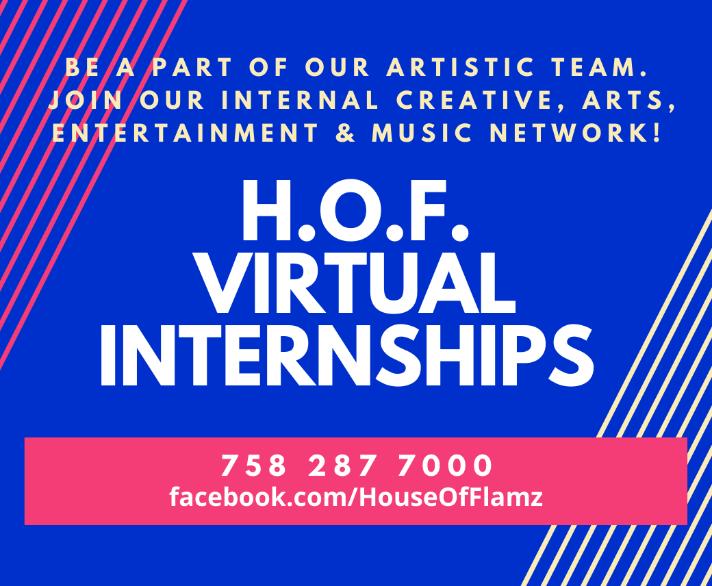H.O.F. VIRTUAL INTERNSHIPS NOW AVAILABLE!