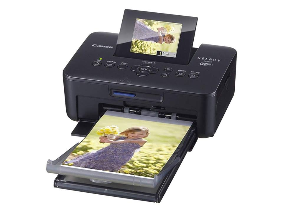 Selfie Printer (Item #5)