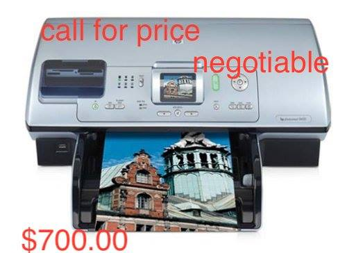 HP 3-in-1 Printer (Item #2)