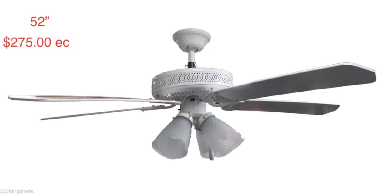 Ceiling Fan (Item 15)