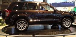Suzuki Grand Vitara or similar SUV