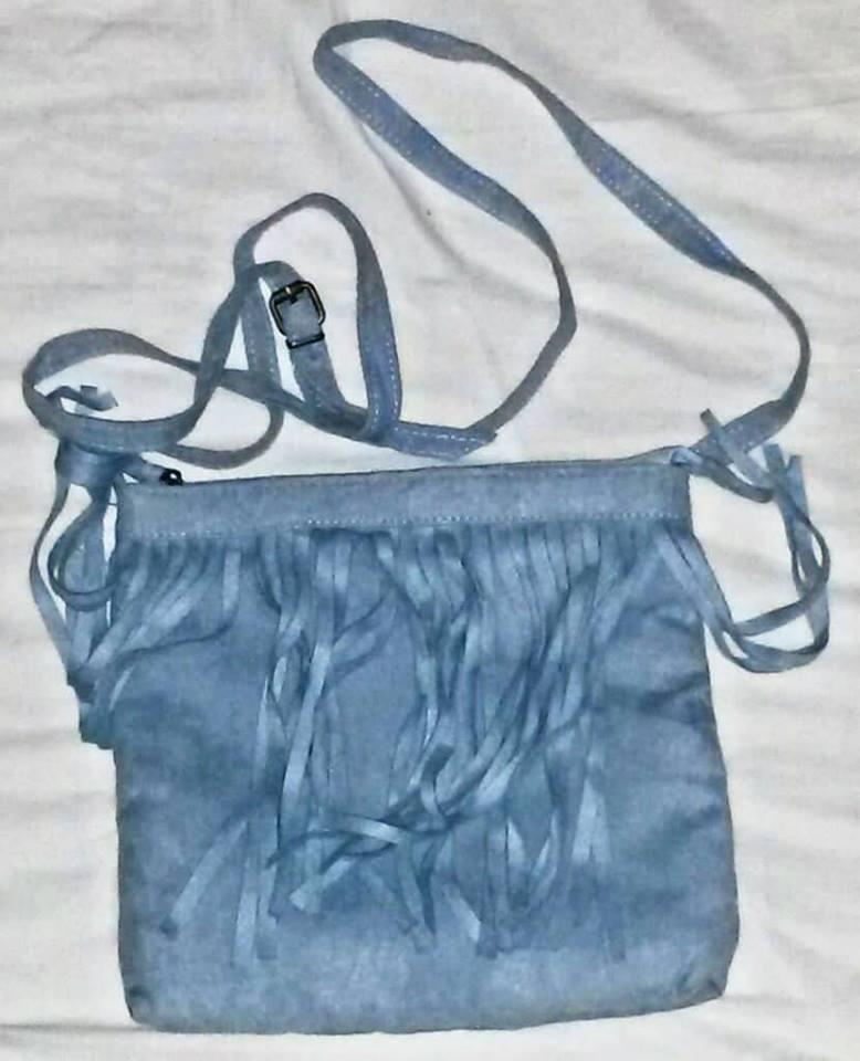 Blue Jean Casual Bag (Item #8)