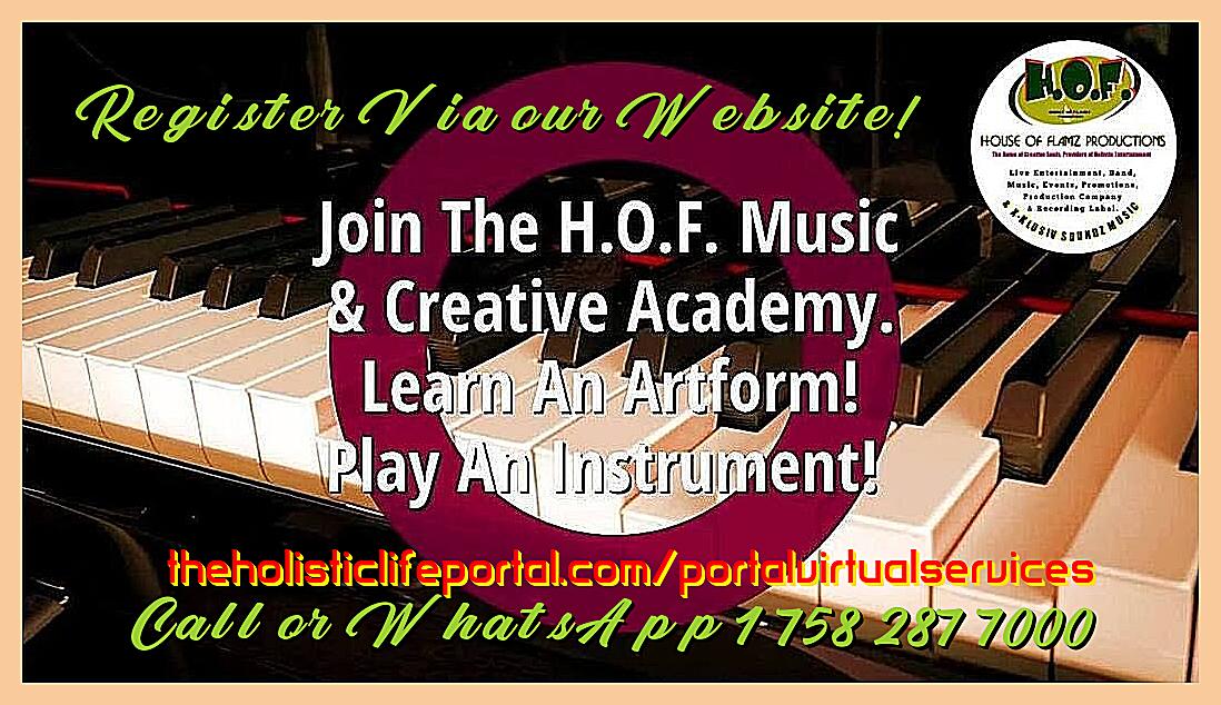 H.O.F. MUSIC & CREATIVE ACADEMY