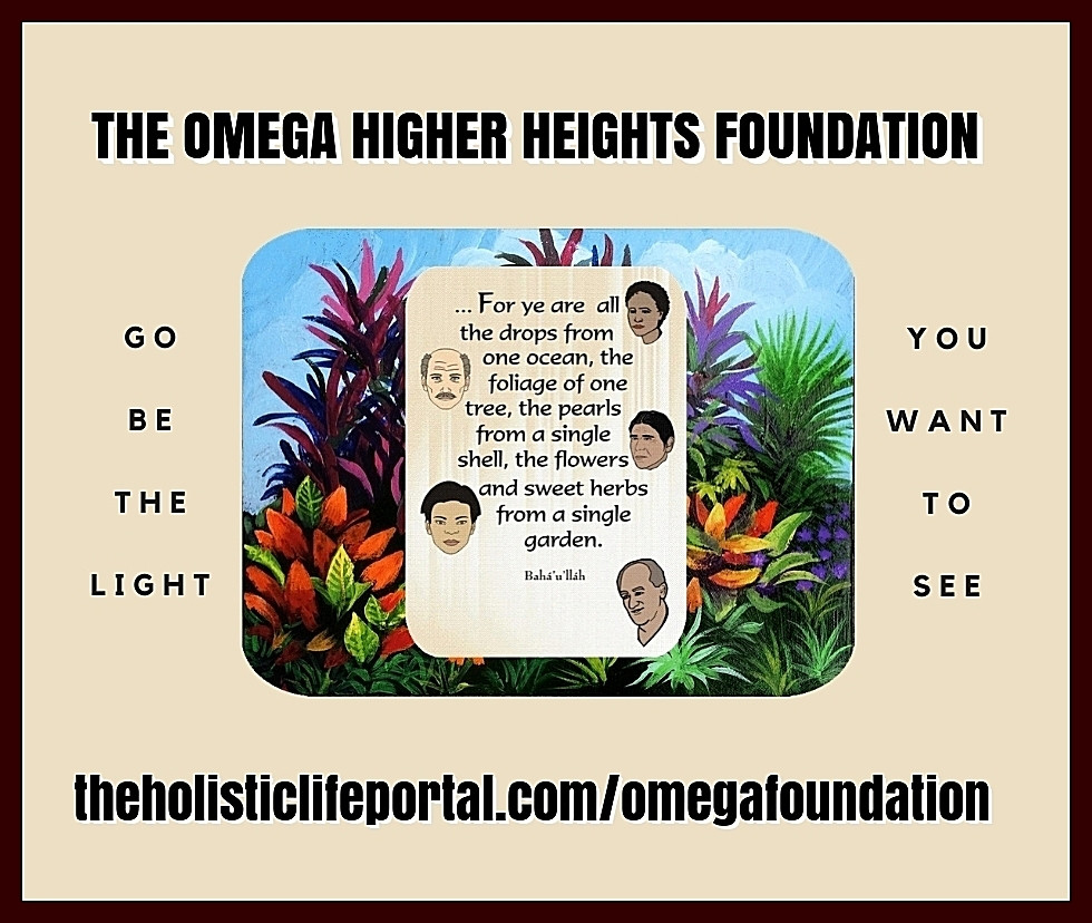 THE OMEGA HIGHER HEIGHTS FOUNATION FACEB