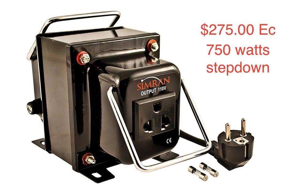 750 Watt Transformer (Item # 11)