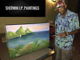Visit Sherwin J.P. Paintings
