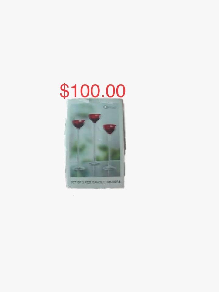 Wine Glass Set (Item #22)