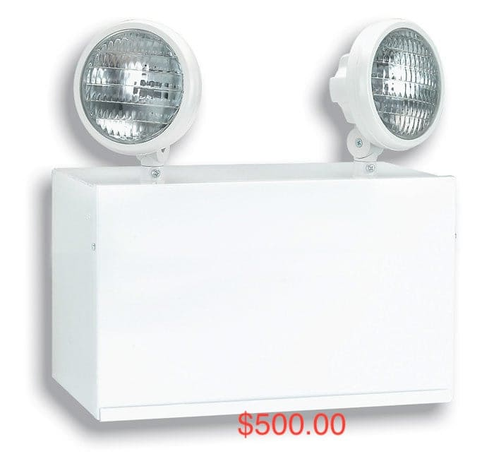 Back-Up Light (Item 17)