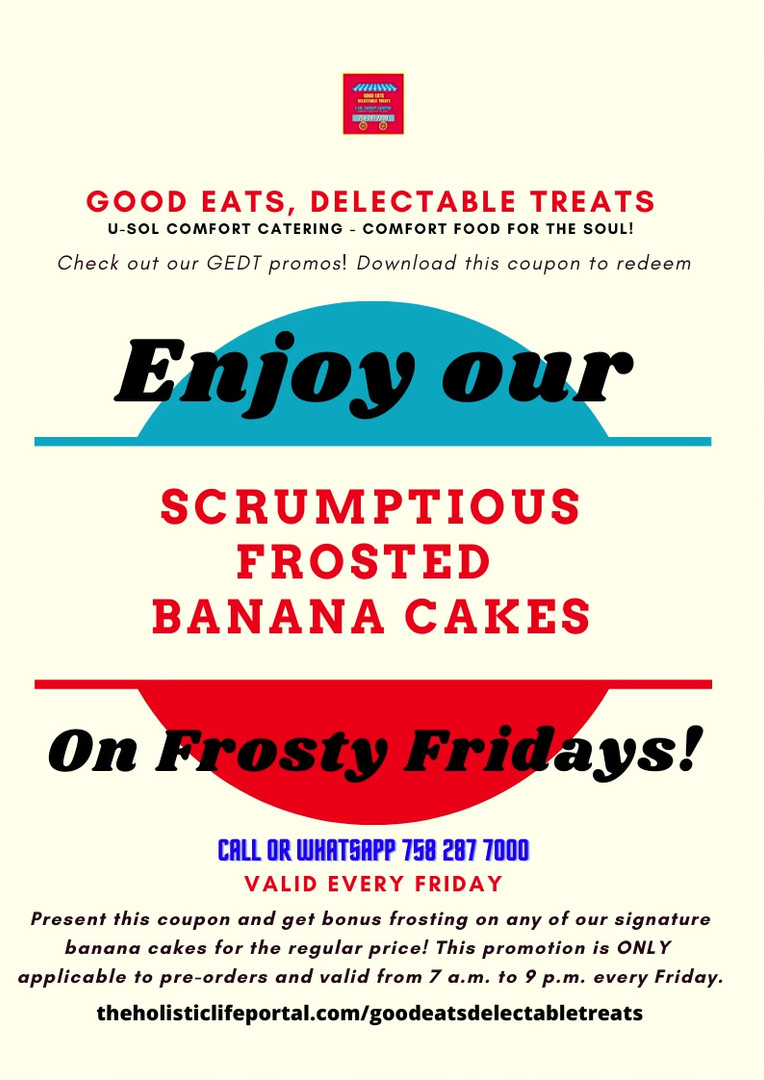 GEDT BANANA CAKE FROSTY FRIDAY PROMO.mp4