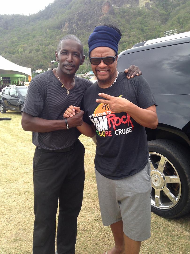 Orlando & Maxi Priest