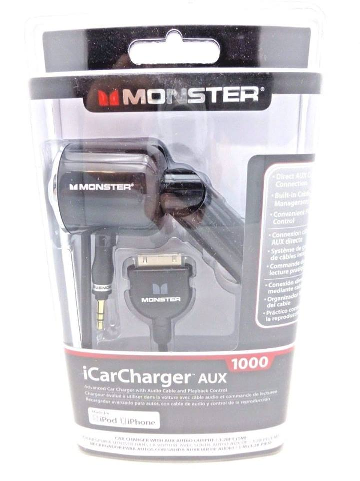 iCar Charger (Item 21)