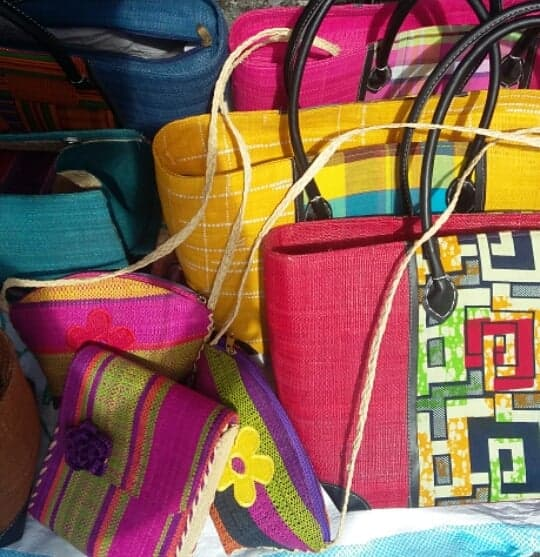 COLOURFUL TRADITIONAL HAND BAGS