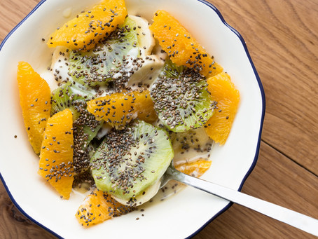 Chia Seeds - Small but Mighty