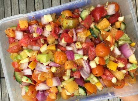 Mir's Salad