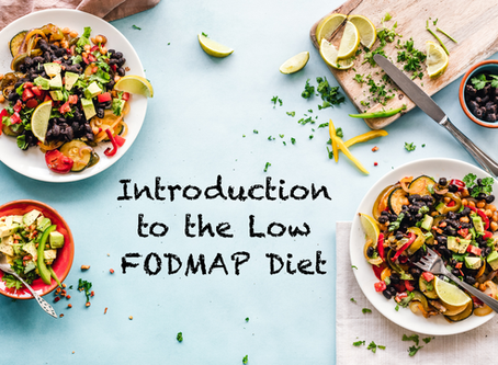What are FODMAPs anyway?