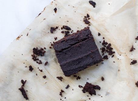 Pinto Bean Brownies (Gf, V)