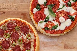 ferske pizzaer