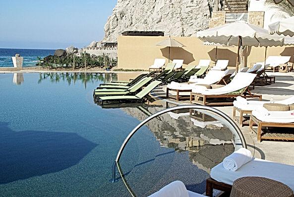 Coastal Resort Pool Chairs