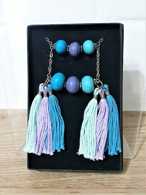 Bead necklaces - various designs
