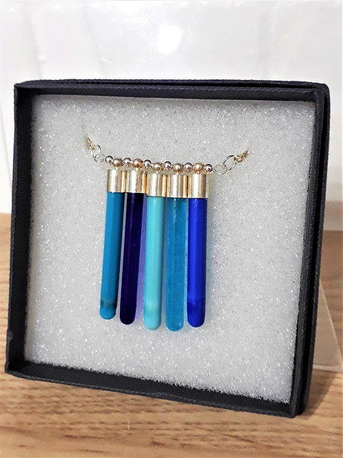 Pipes necklaces