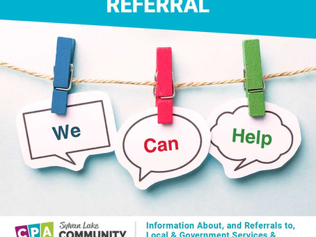 Information & Referral