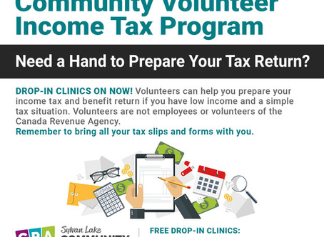 Community Volunteer Income Tax Program