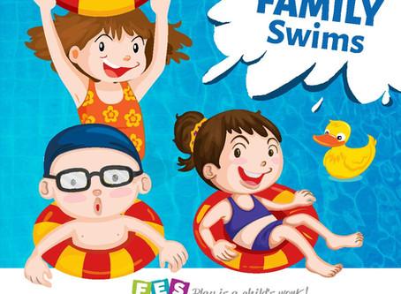 Free Family Swims