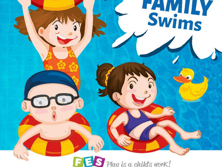 Free Family Swims