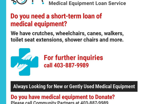 Medi-Lend Medical Equipment Loan Service