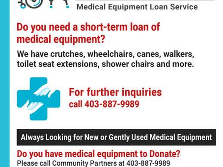 Medi-Lend Medical Equipment Loan Service