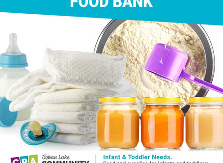Infant Toddler Food Bank