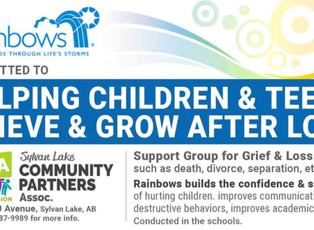 Rainbows - Guiding Kids Through Life's Storms
